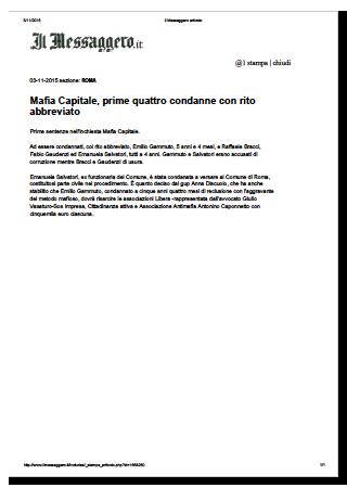 Articolo-Messaggero-Mafia-Capitale